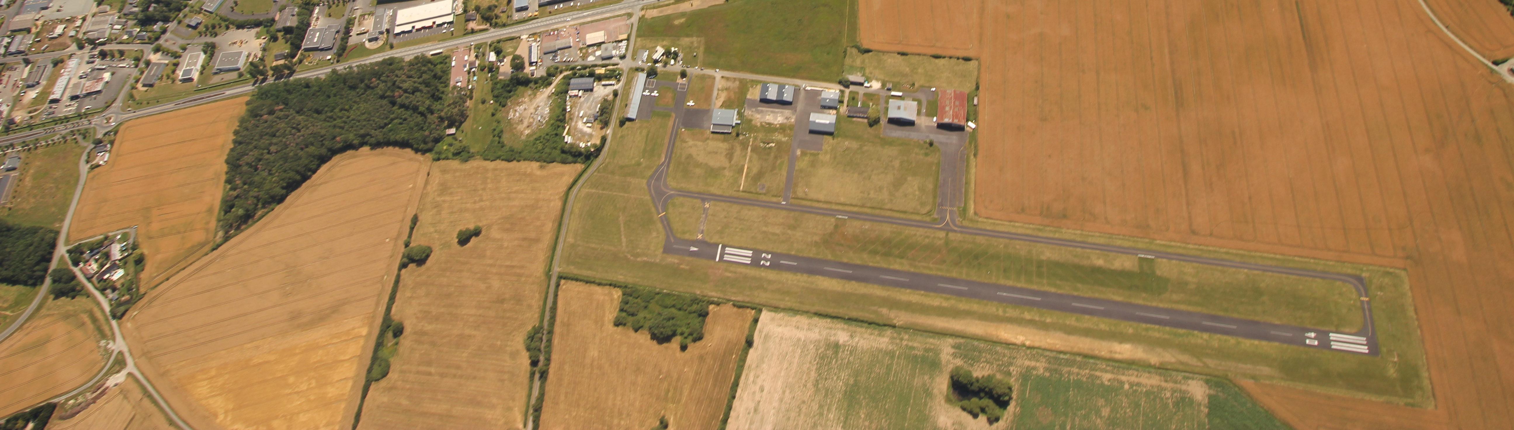 Aérodrome de Sorigny